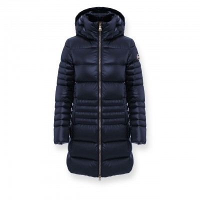 Down jacket in recycled...