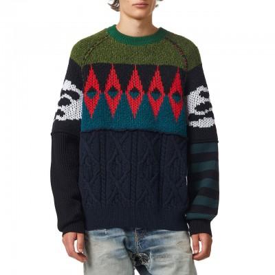 K-Grove Sweater, Black