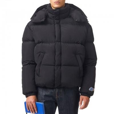 W-Rolf-Fd Jacket, Black