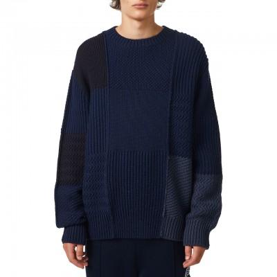 K-Concord Sweater, Blue