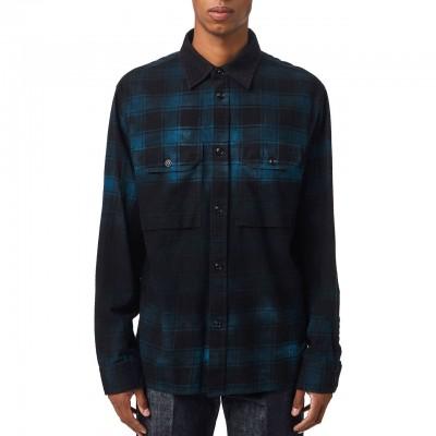 S-Jess-Dip Shirt, Blue