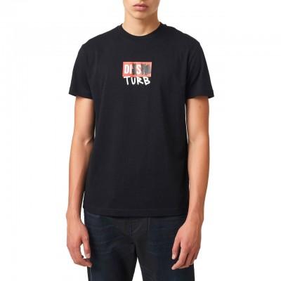 T-Diegos-B10 T-Shirt, Black