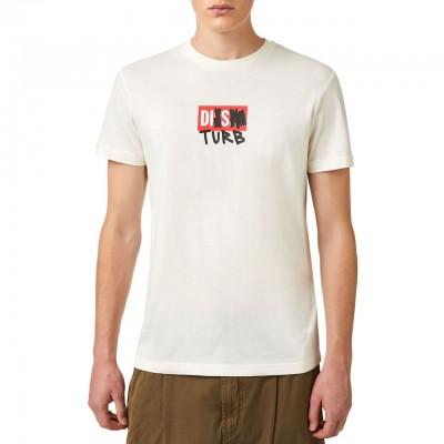 T-Diegos-B10 T-Shirt, White