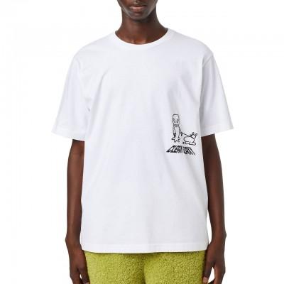 T-Tubolar-B5 T-Shirt, White