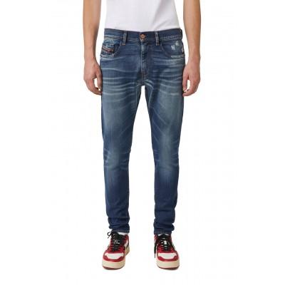 D-Strukt  L.30 Pantaloni, Blu