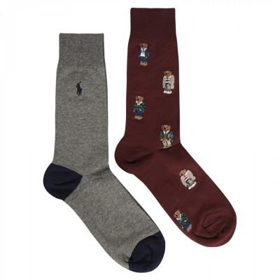 Socks Pack, Rosso