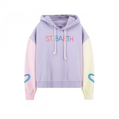 Sweatshirt With Saint Barth...