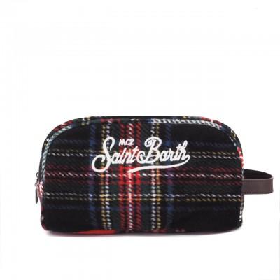 Winter Beauty Bag Tartan ,...